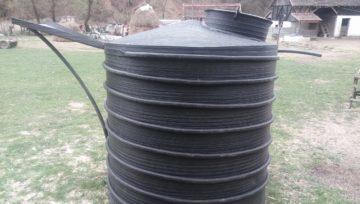 Rezervoari za kišnicu, sakupljanje kišnice